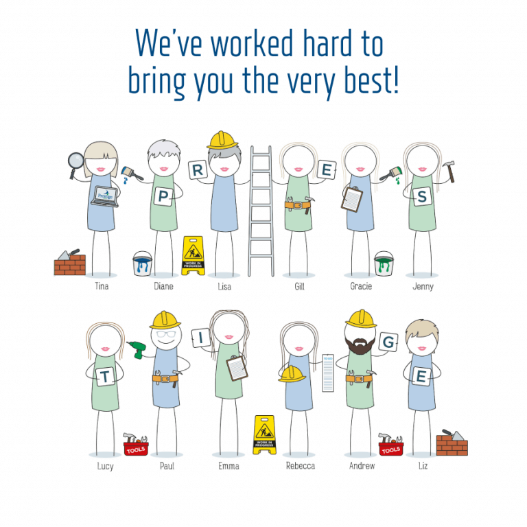 We've worked hard to bring you the very best!