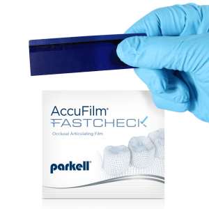 AccuFilm® FastCheck Occlusal Articulating Film